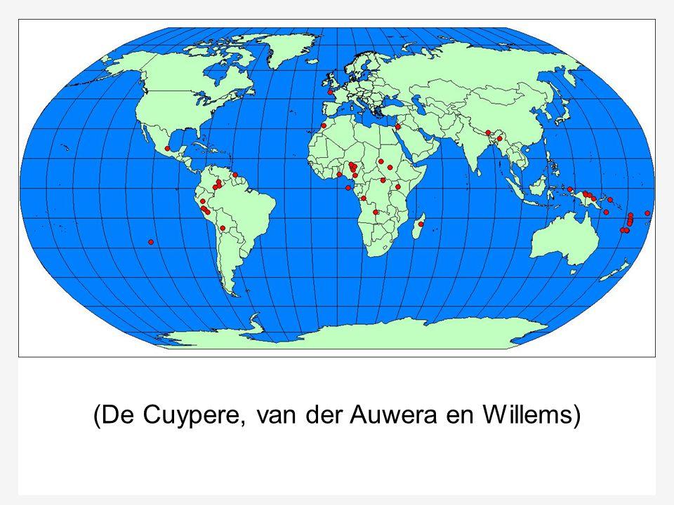 (De Cuypere, van der Auwera en Willems)