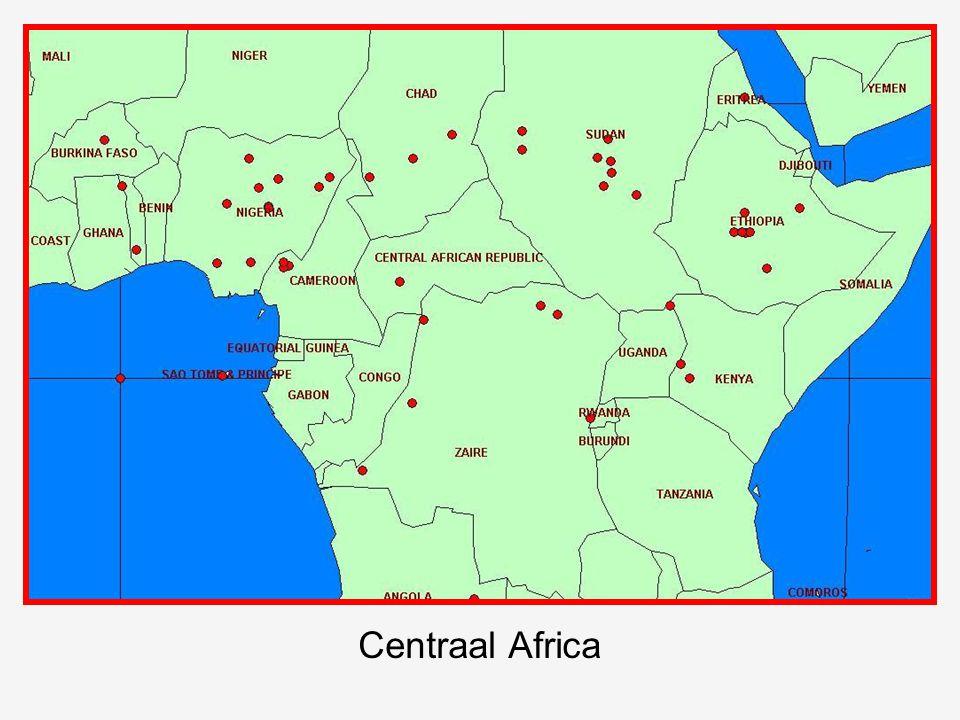 Centraal Africa