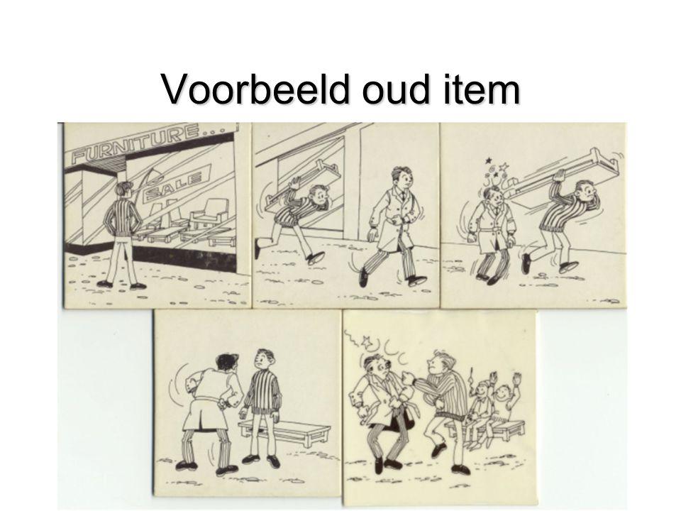 Voorbeeld oud item (verhaaltje met bank invoegen)