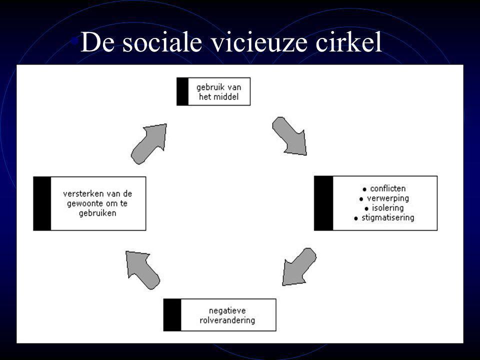 De sociale vicieuze cirkel