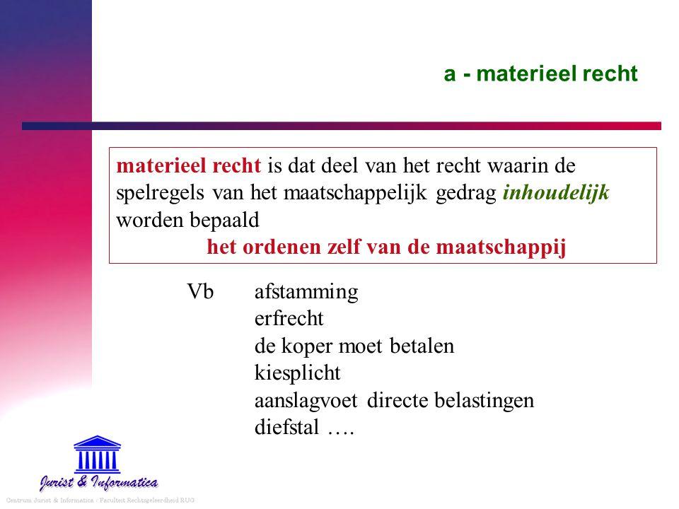 4.wat a. maatschappelijk systeem b. dat uitwendige ordening tot voorwerp heeft c.
