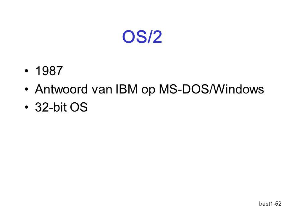 best1-52 OS/2 1987 Antwoord van IBM op MS-DOS/Windows 32-bit OS