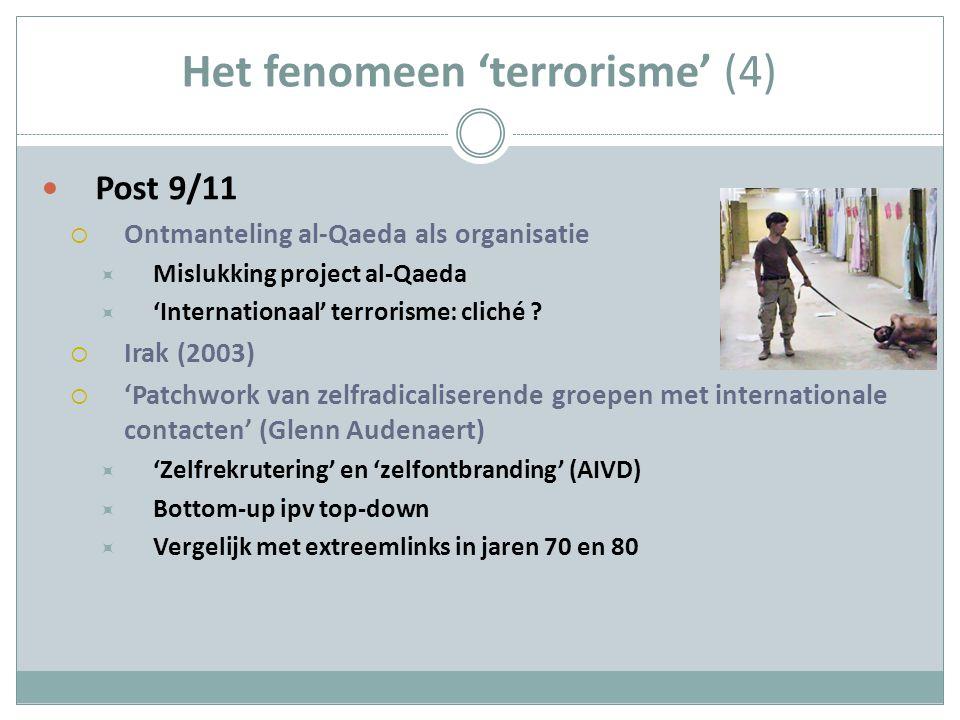 2.Radicalisering als 'grondoorzaak' Hoe jihadi-terrorisme bestrijden .