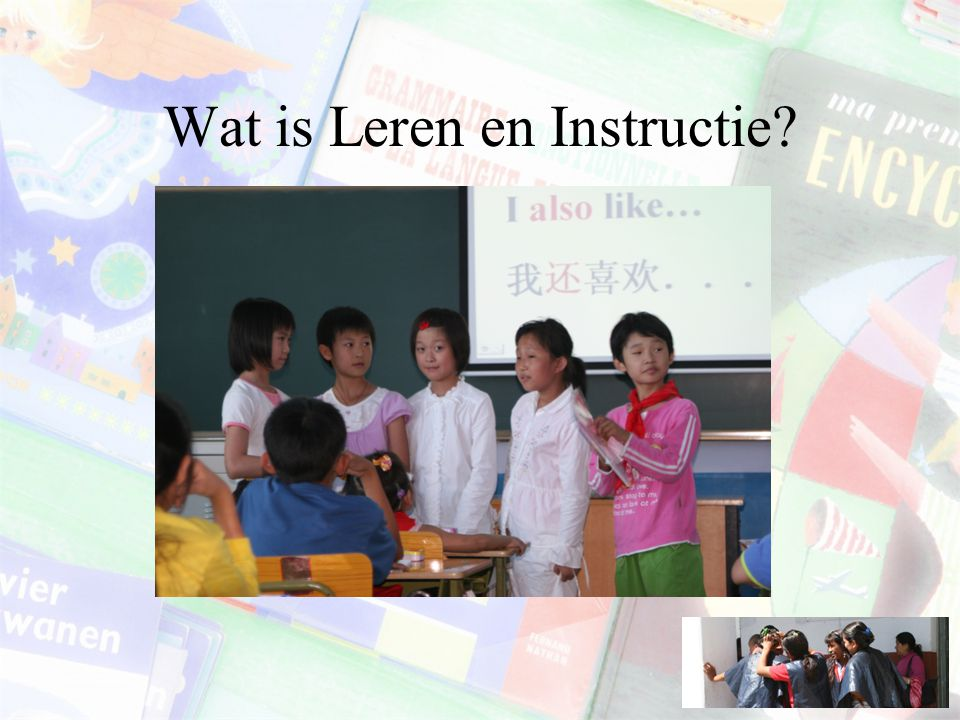 Wat is Leren en Instructie?