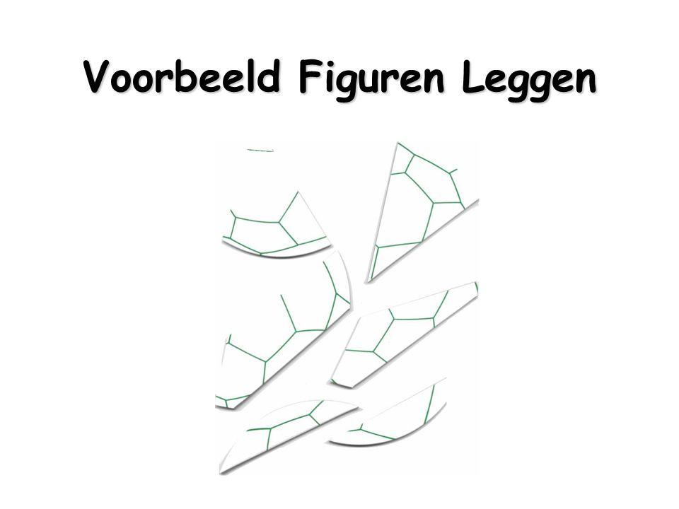 Voorbeeld Figuren Leggen