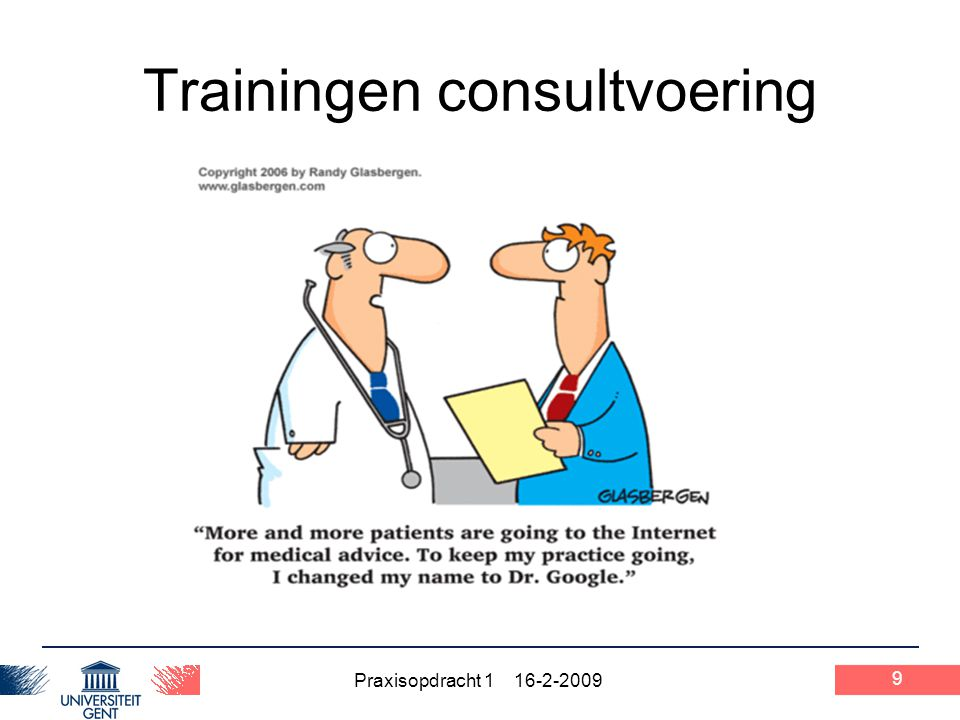 Praxisopdracht 1 16-2-2009 30 2.Het perspectief van de studenten geneeskunde Hoe.