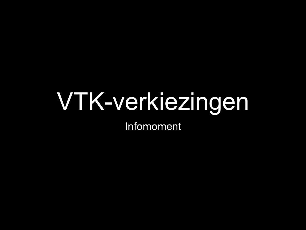 VTK-verkiezingen Infomoment