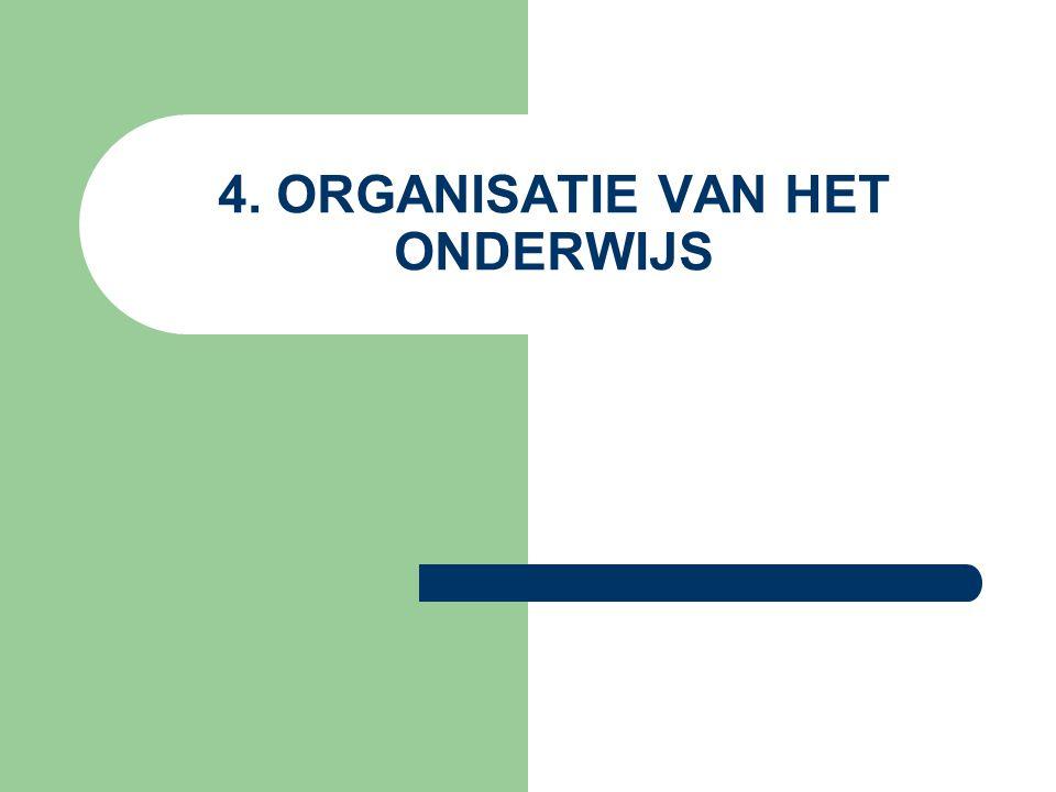Dagonderwijs met externe activiteiten Dagonderwijs op UGent : Maandag t.e.m.