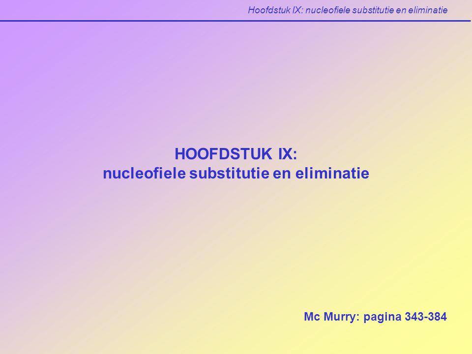 Minder reactiefMeer reactief tertiairneopentylsecundairprimairmethyl Relatieve reactiviteit < 11 500 40.000 2.000.000 Vinylisch halogenide Aryl halogenide