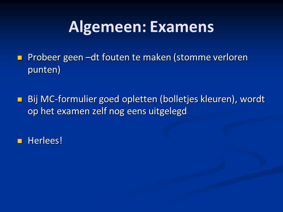 Chemie en inleiding biochemie Prof.Dr. D. Broekaert & Prof.