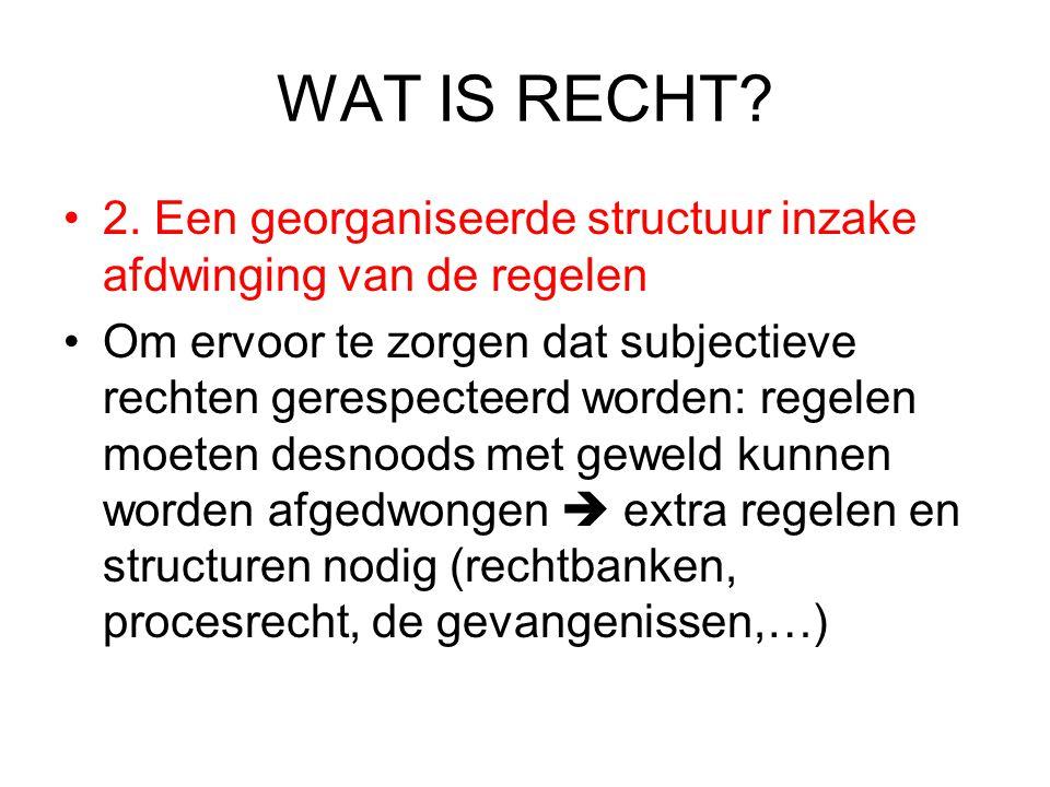 WAT IS RECHT.2.