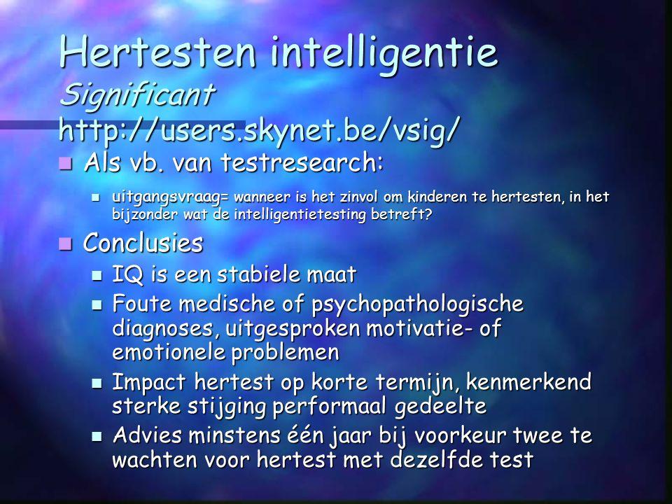 Vervolg bronnen Nederlandstalig Nederlandstalig De Zeeuw, J. (1998). Inleiding in de psychodiagnostiek. De Zeeuw, J. (1998). Inleiding in de psychodia