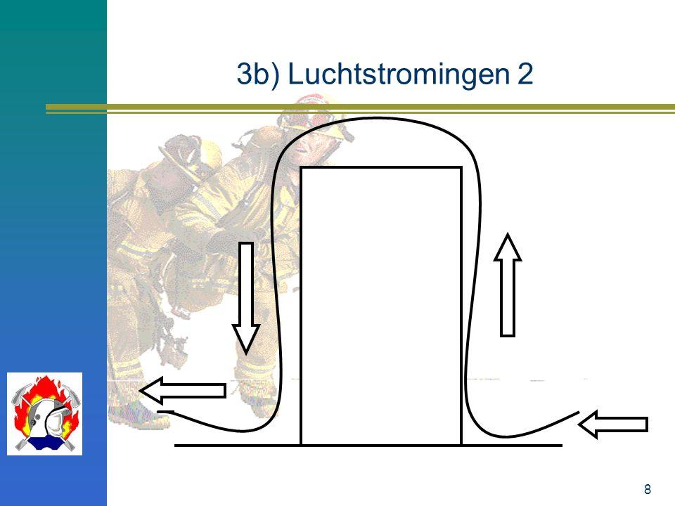 9 4a) Brandbestrijding Bij aankomst eerst uitwendige verkenning Dit kan leiden tot: -versterking en opschaling -Uitsturen evacuatieploeg -Herbekijken van de opstelling (puin) -Positie van de autoladder -Uitstippelen van de aanvalsweg -Bepalen van een strategie ( >>> TO)