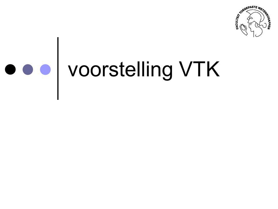 voorstelling VTK