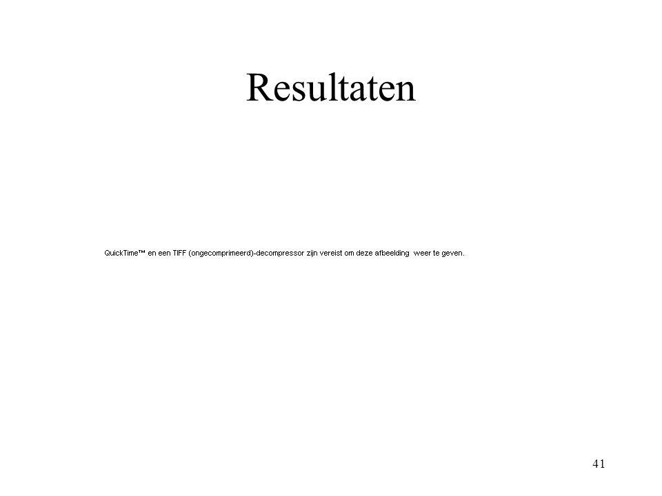 42 Besluit Altmann/Kamide Werkwoord roept verwachting op: 'het direct object betekent iets eetbaars' In de (representatie van) de echte wereld wordt gezocht naar een passende entiteit.