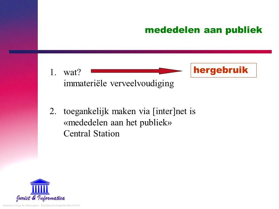 mededelen aan publiek 1.wat.
