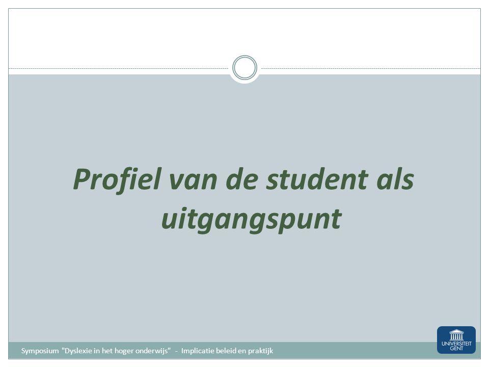 Financieringsdecreet en aanmoedigingsfonds Financieringsdecreet: studenten met een VAPH AMF: 3 kansengroep: intentie studenten met een functiebeperkin