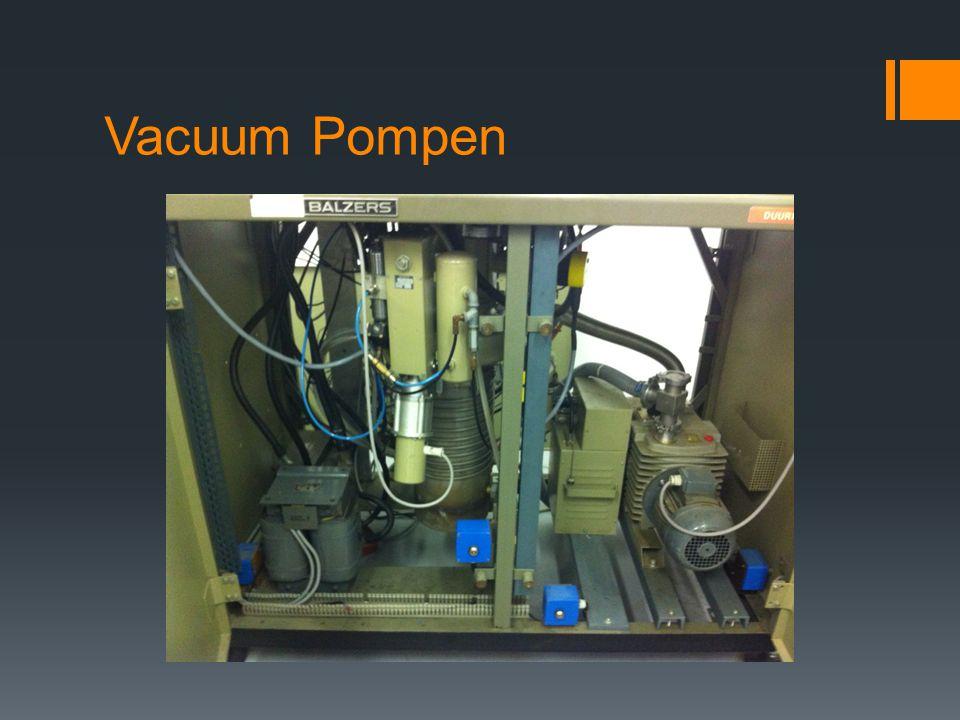 Vacuum Pompen