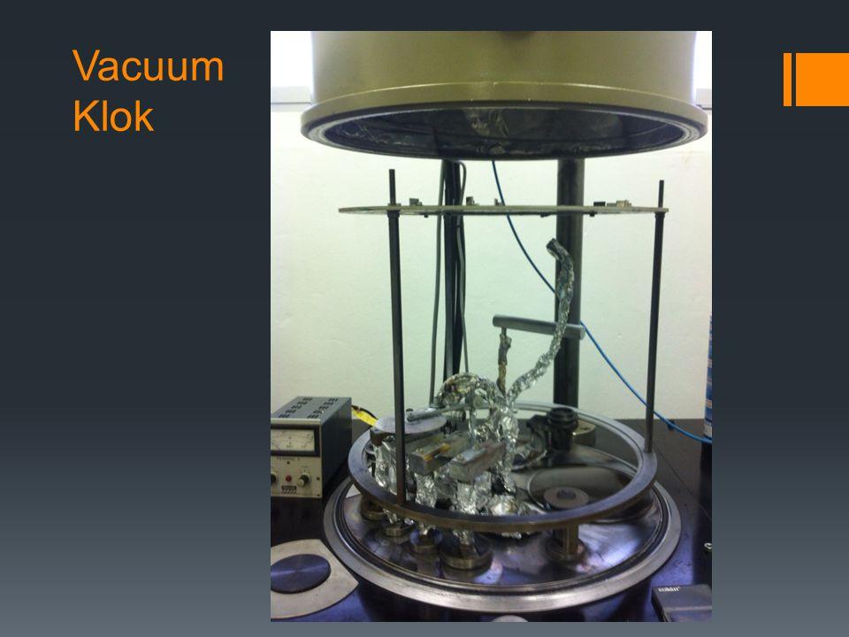 Vacuum Klok