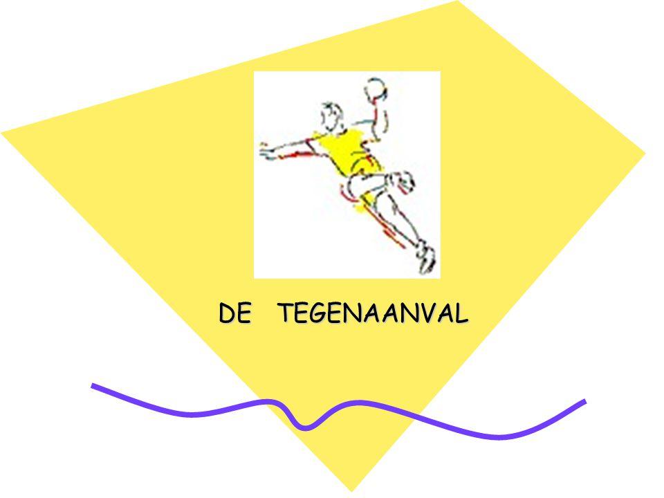DE TEGENAANVAL DE TEGENAANVAL