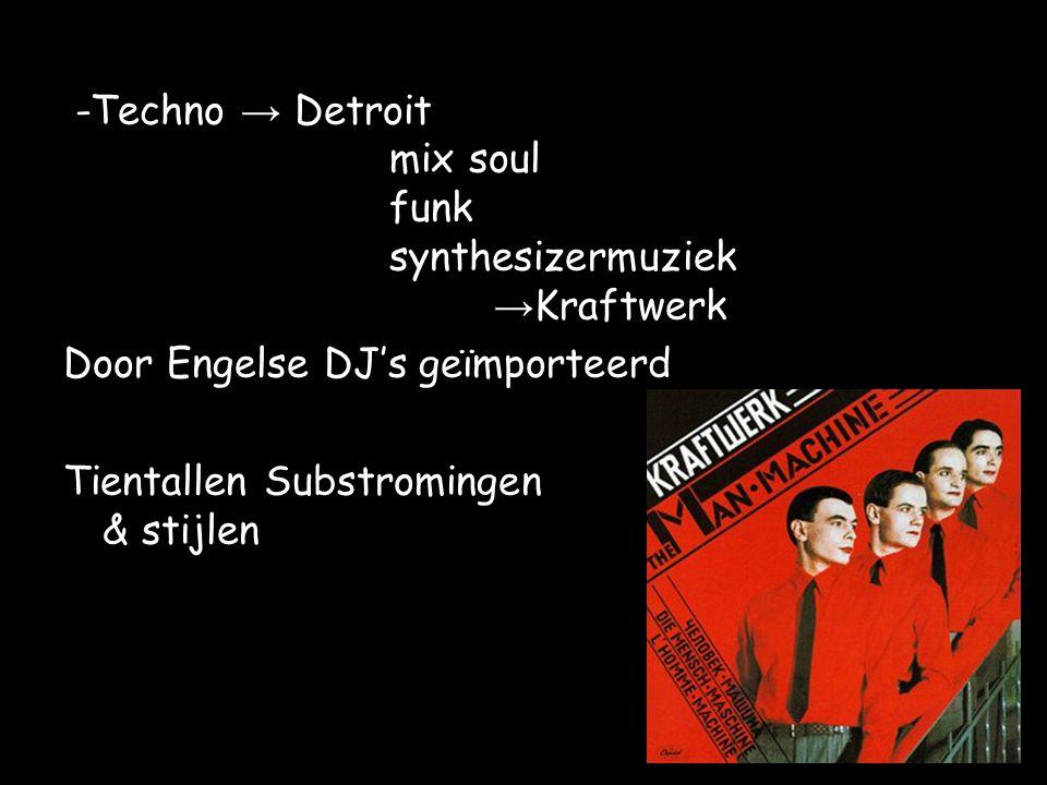 Adagio for Strings Origineel: Samual Barber (1936) 1ste remix: William Orbit (1999) Remix van Tiësto: monsterhit (2004) Naam: Adagio = muziekterm voor langzaam Strings = de familie van de snaarinstrumenten (viool,..)