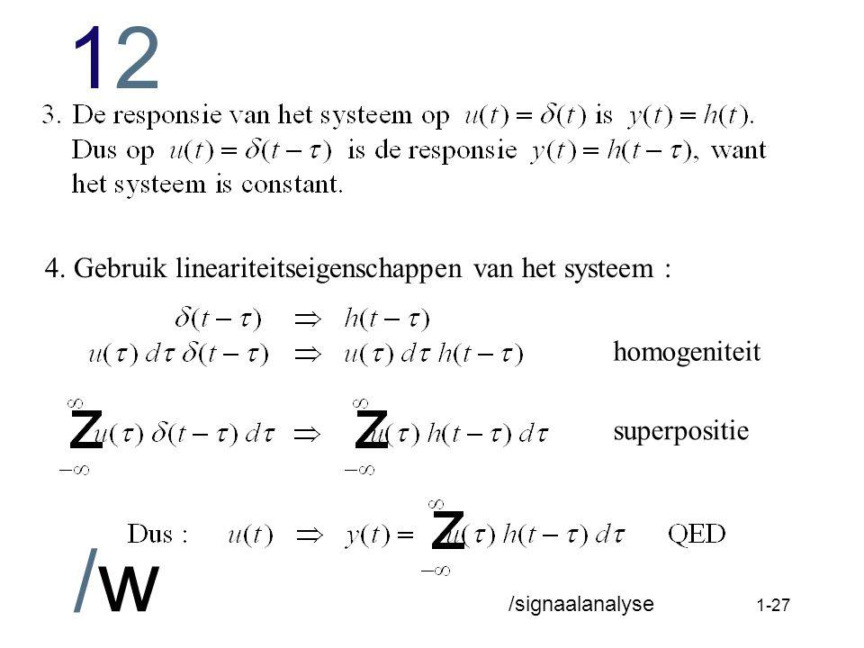 1212 /w /signaalanalyse 1-26 2.