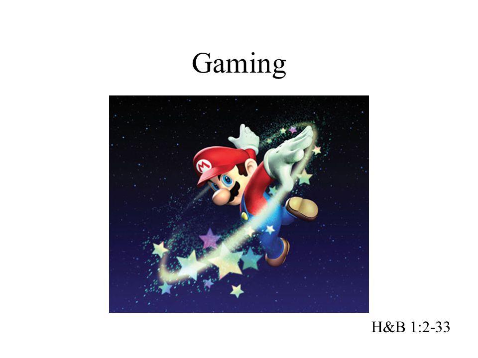 Gaming H&B 1:2-33