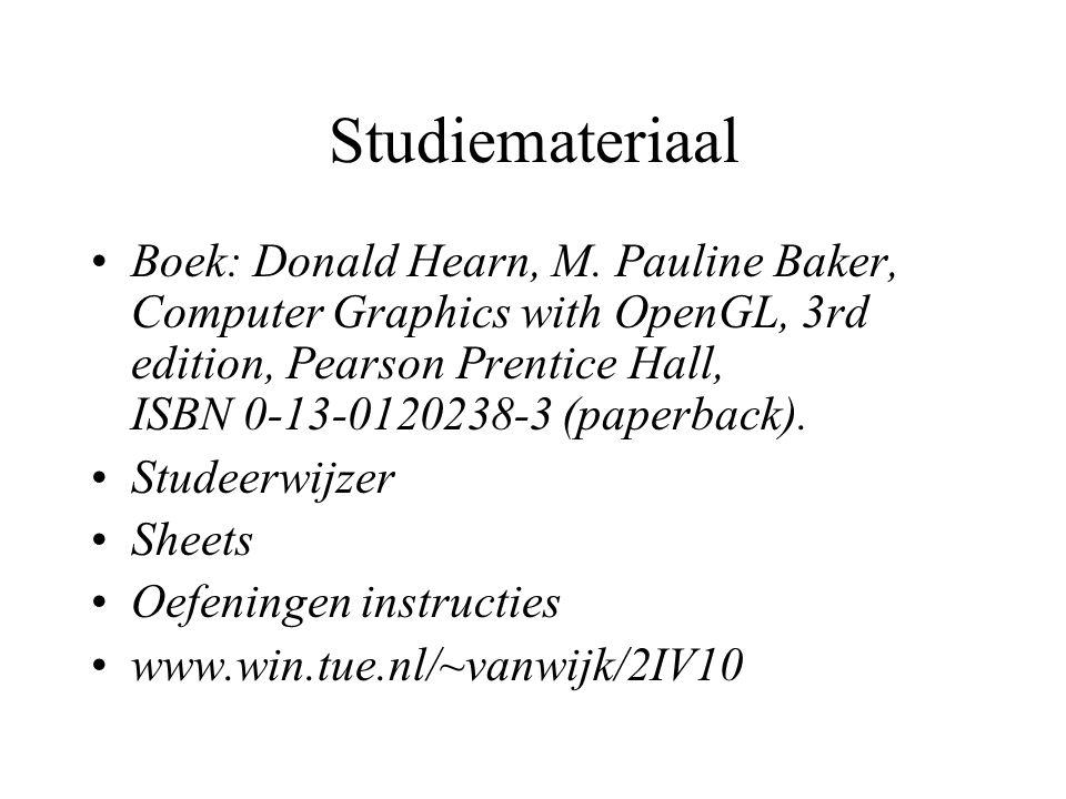 Studiemateriaal Boek: Donald Hearn, M.