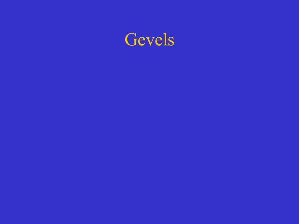 Gevels