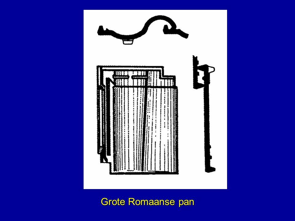 Grote Romaanse pan