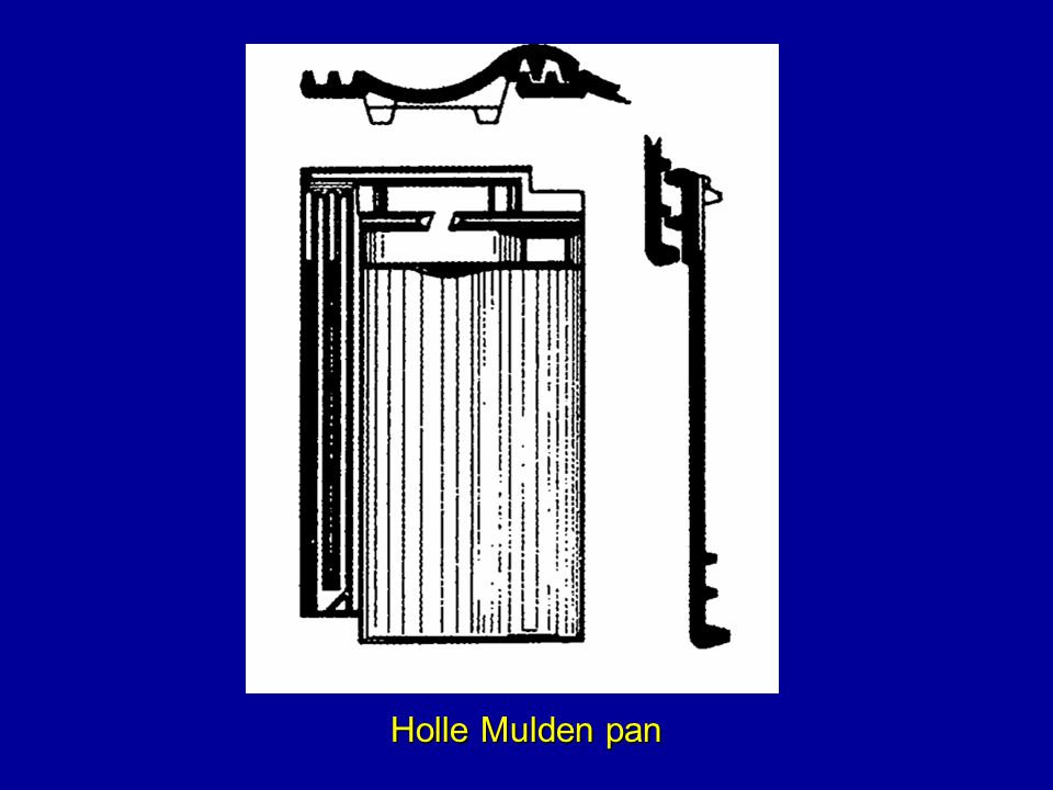 Holle Mulden pan