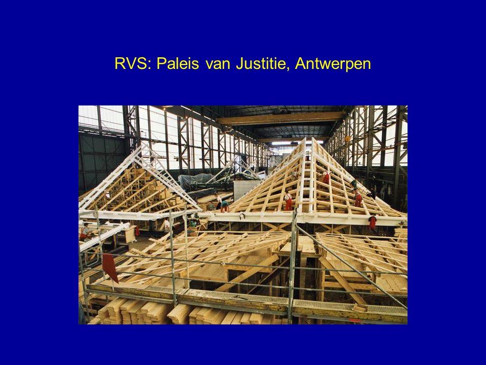 RVS: Paleis van Justitie, Antwerpen