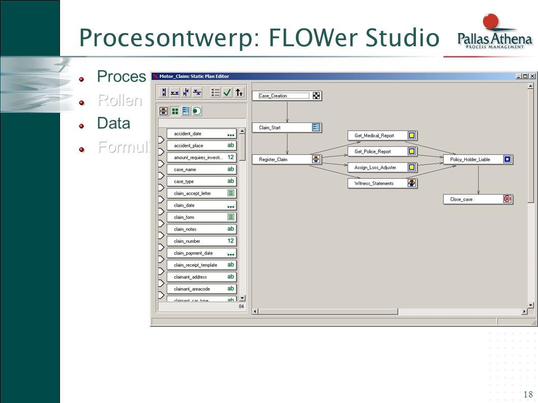 18 Procesontwerp: FLOWer Studio