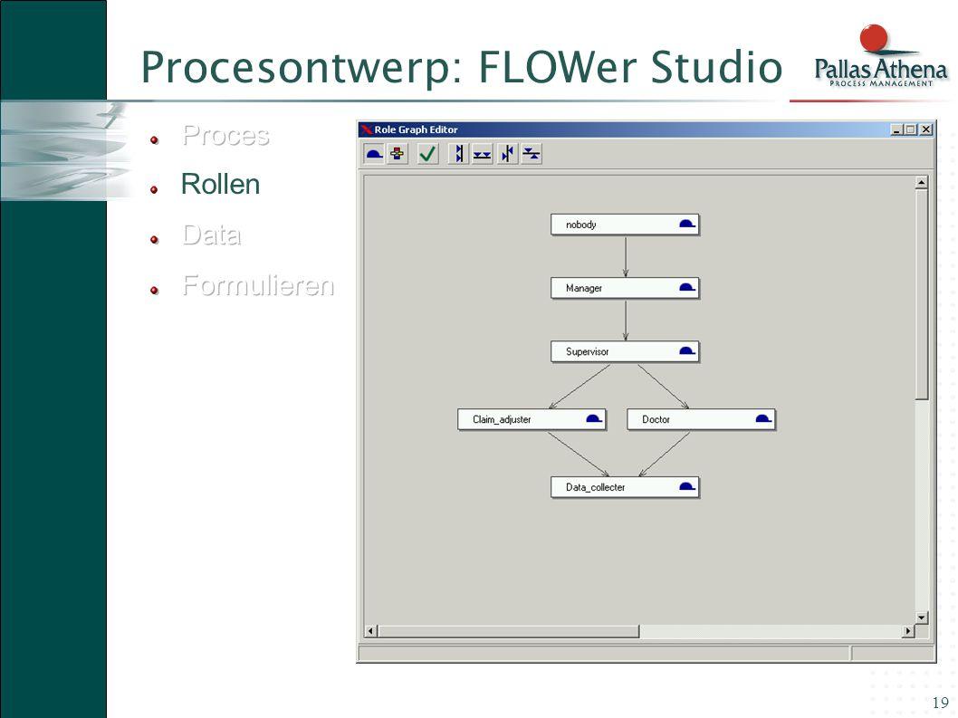 19 Procesontwerp: FLOWer Studio