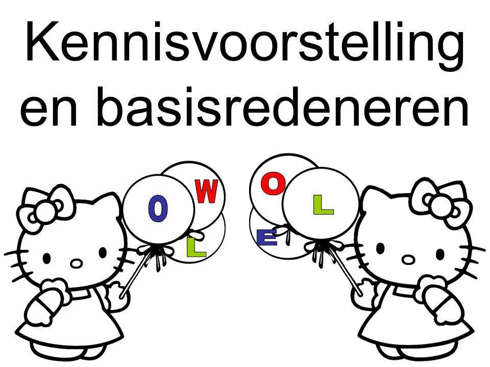 Kennis- voorstelling OWLEOLRedeneren met EOL Kennisvoorstelling en basisredeneren