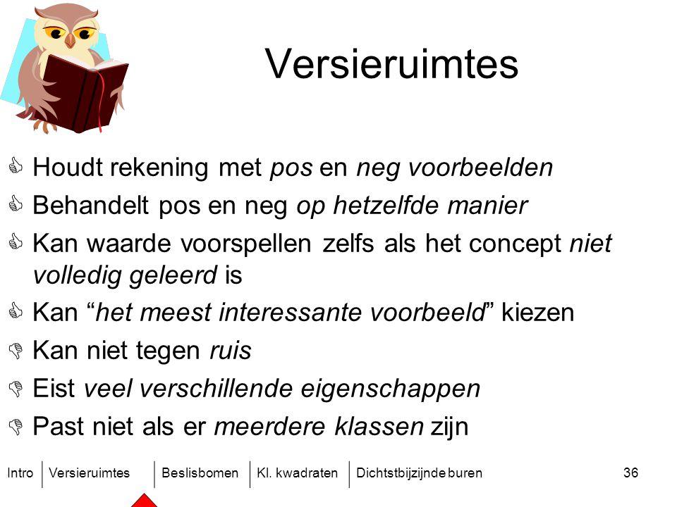 IntroVersieruimtesBeslisbomenKl.