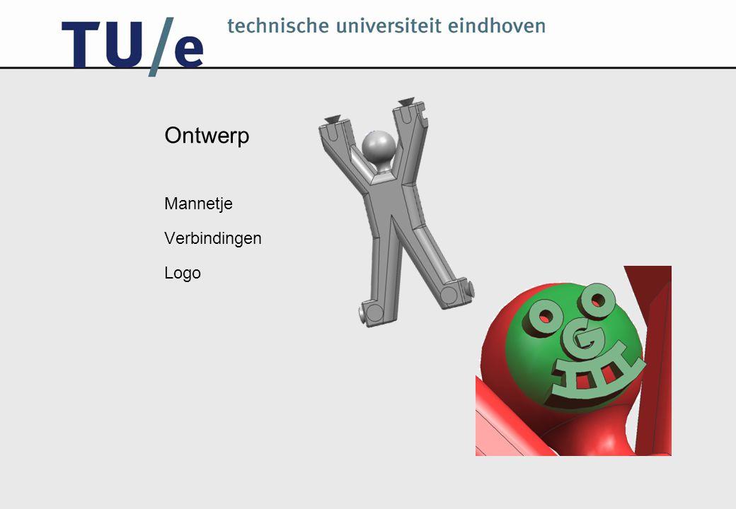 Ontwerp Mannetje Verbindingen Logo