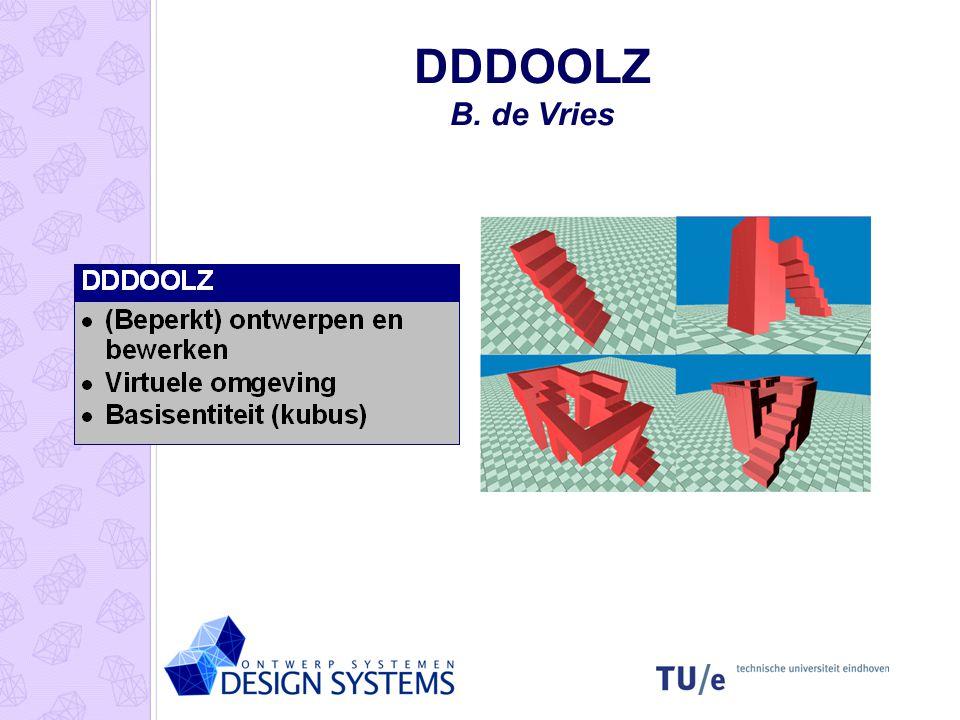 DDDOOLZ B. de Vries