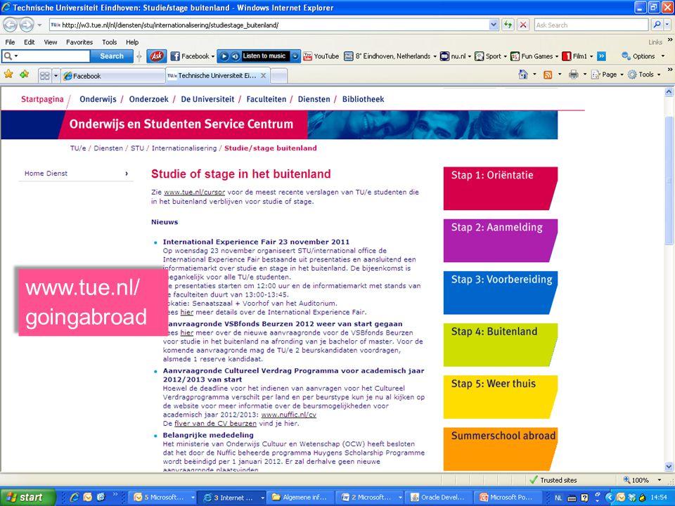 14 Erasmus Placement Stage-uitwisselingsprogramma van de EU; Beurzen voor bedrijf-stages binnen de EU + aanverwante landen; Duur: tenminste 13 weken en max.