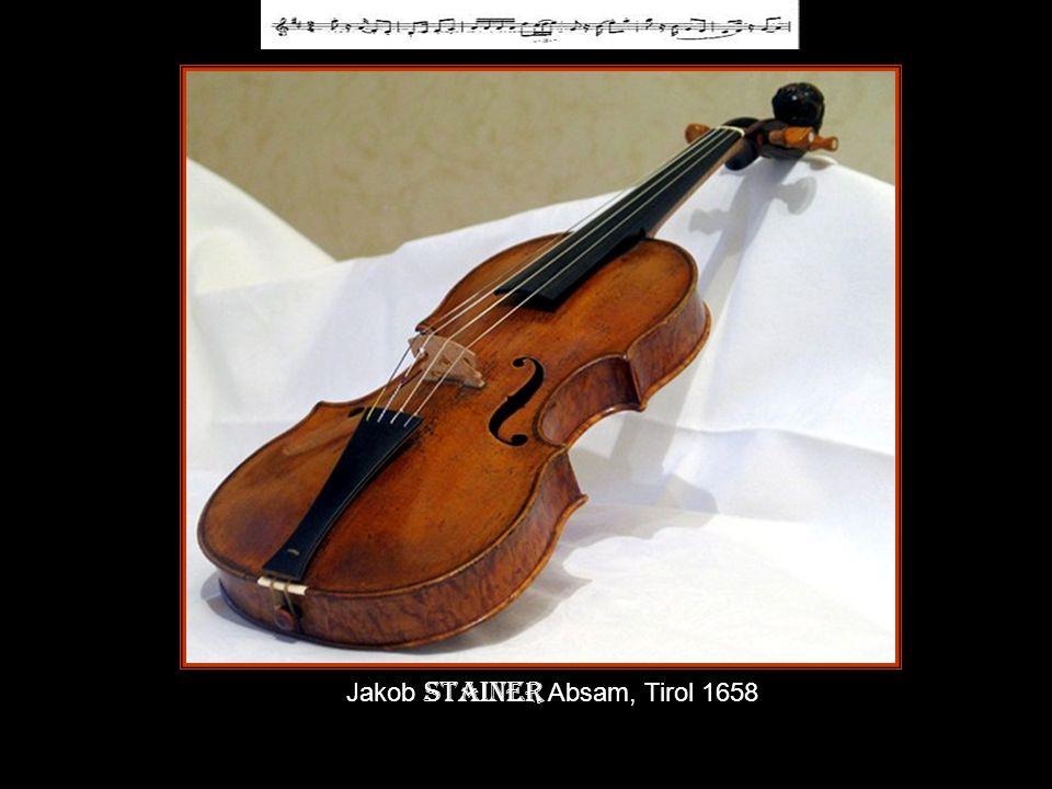DOORSNEDE De eerste voorlopers van de viool stammen uit het Moorse rijk in Spanje (8 e eeuw).