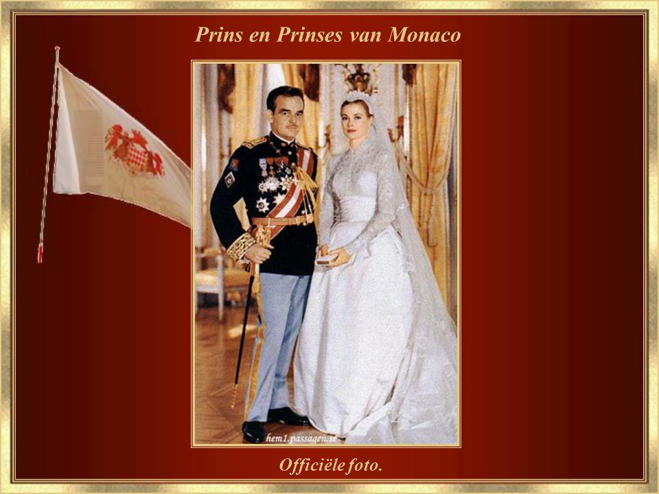 Het Huwelijk Op 19 april 1956