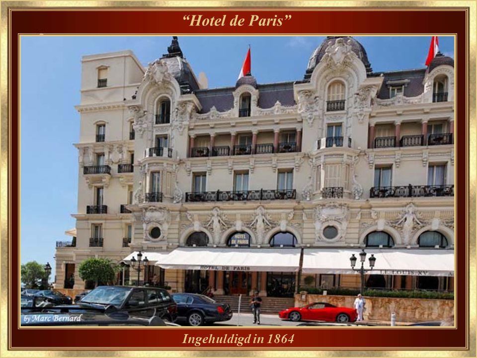 Fontvieille Port Gebouwd rond 1950, goed beschermd door het oostelijk deel van de Cliff (rots) van Monaco