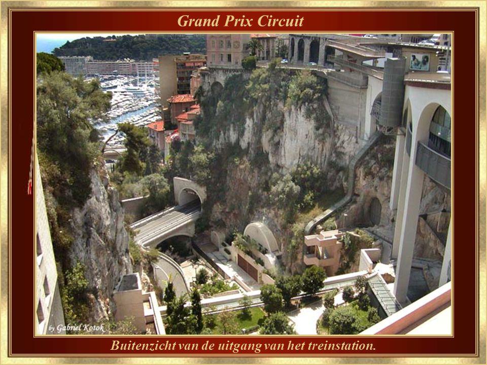 Grand Prix Sunday Monaco… altijd een feest !