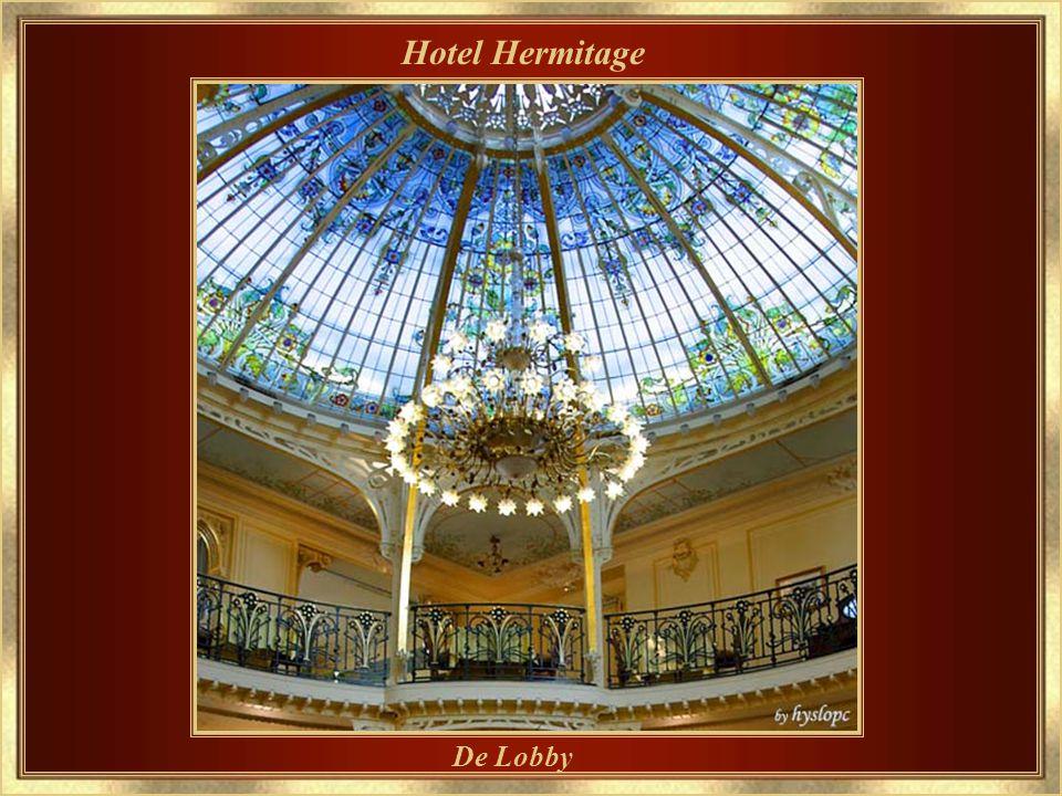 Hotel Hermitage Hoofdingang