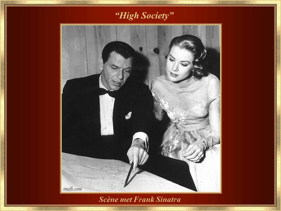 1956 – Haar laatste film High Society Scène met Louis Armstrong