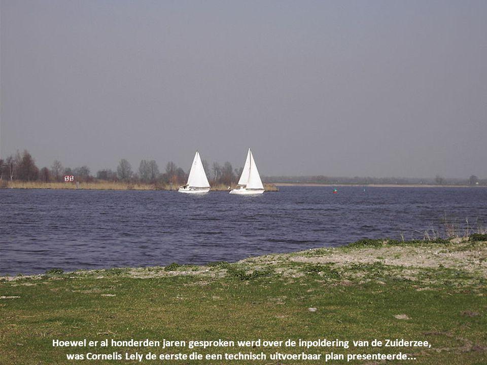 Na de stormramp van 1282, waarbij de verbinding tussen Texel en het vasteland werd doorbroken, en de desastreuze Sint Luciavloed in 1287, waarbij vele