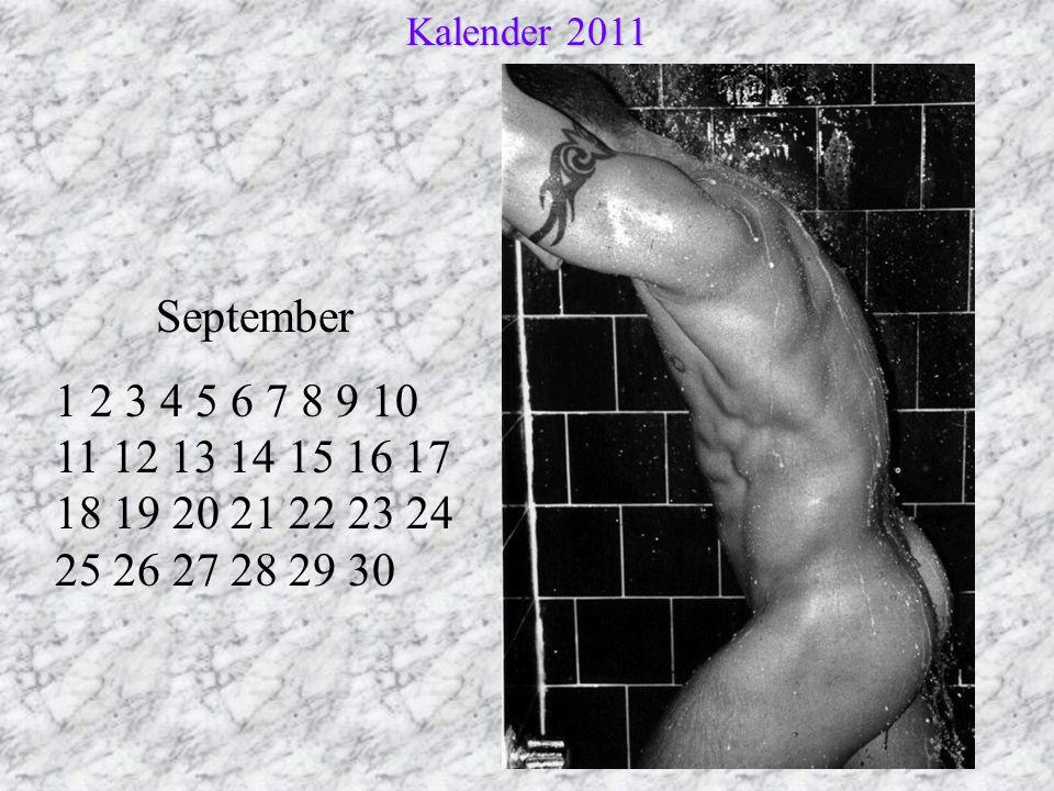 September 1 2 3 4 5 6 7 8 9 10 11 12 13 14 15 16 17 18 19 20 21 22 23 24 25 26 27 28 29 30 Kalender 2011