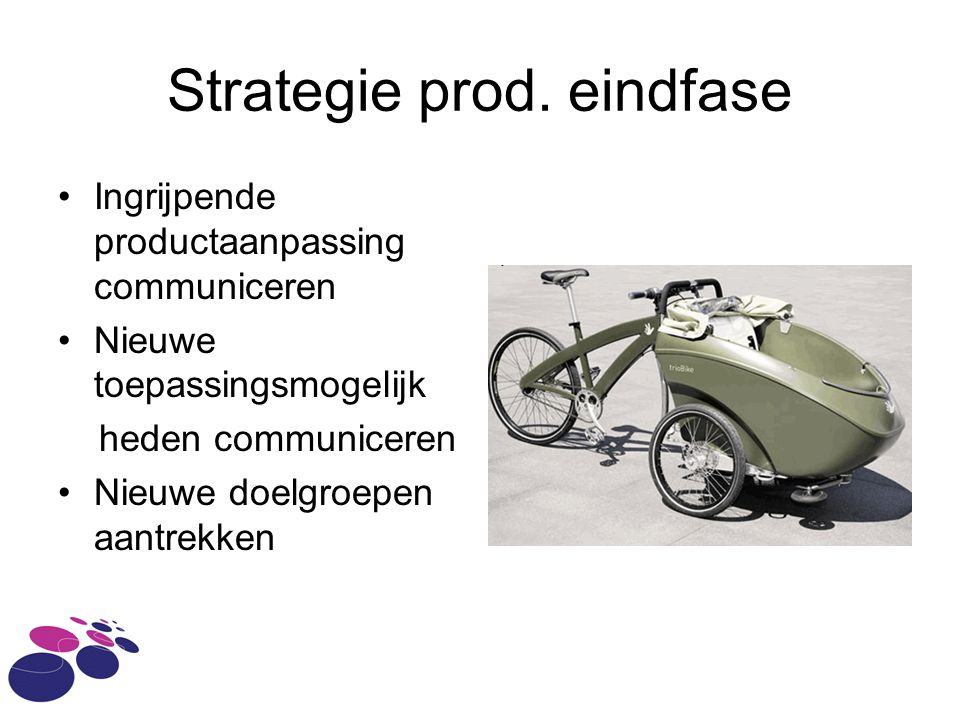 Strategie prod.