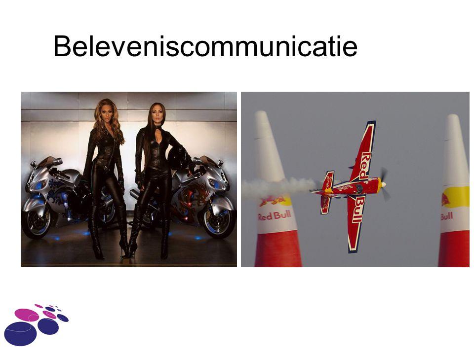 Beleveniscommunicatie