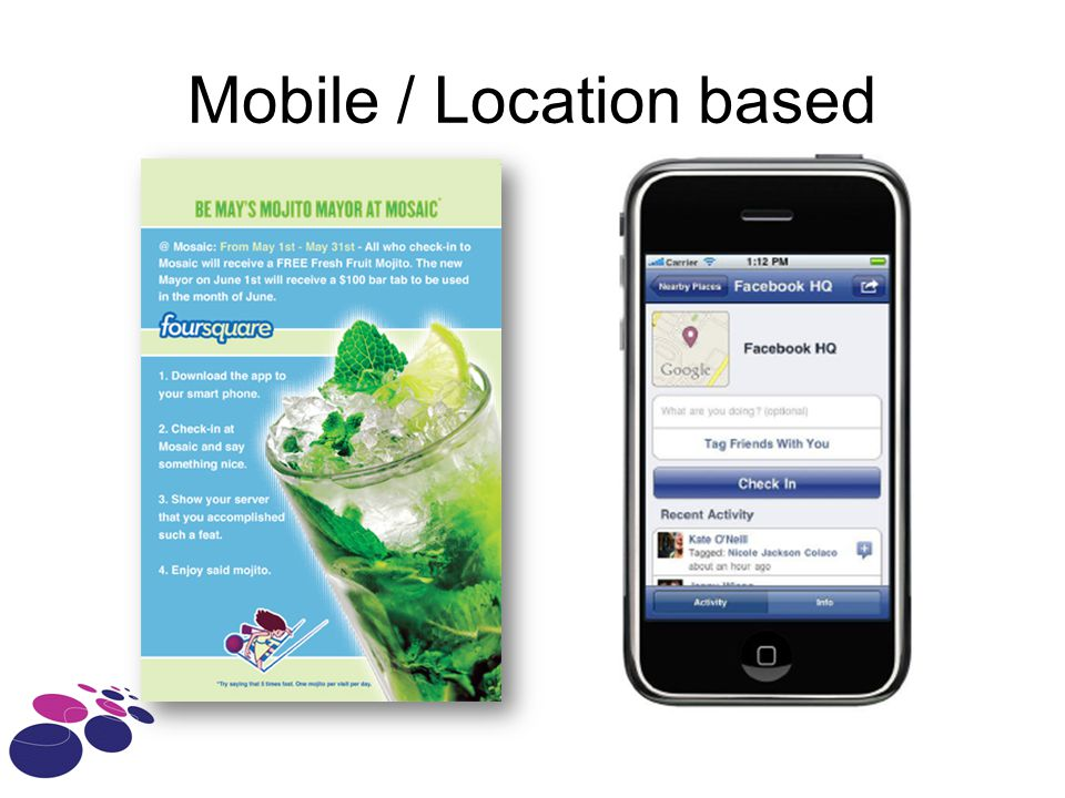 Mobile / Location based